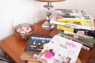 Bücher über Wohnen und Einrichtung, Ideen und Dekotipps von Experten, Wohnen mit Beton, Personalities, Usm, interior Blogs