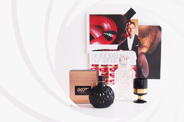007 Eau De Parfum für Frauen, der neue James Bond Duft gewinnen, Gewinnspiel