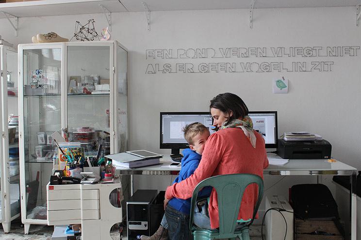 Mo Man Tai Atelier von Designerin Ulrike Jurklies