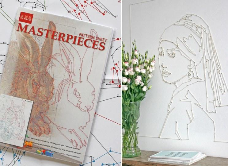 Master Piece Pattern Sheet von Mo Man Tai Design Ulrike Jurklies