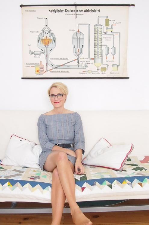 Thea Neubauer Gründerin aus Berlin mit Start up und Online Magazin Sister Mag und CV Mag