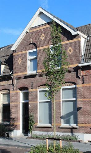 Stadthaus gebaut 1900 in Eindhoven