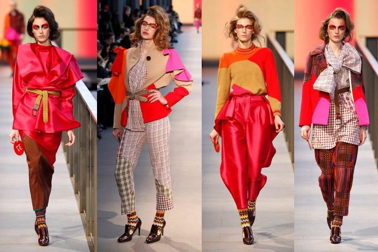 Manuel Bolano Herbst/Winter 2014/15 Kollektion- 080Barcelona Fashion
