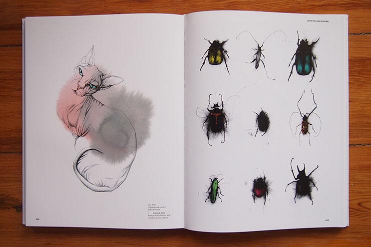 100 Illustrators Christina Drejenstam Illustration