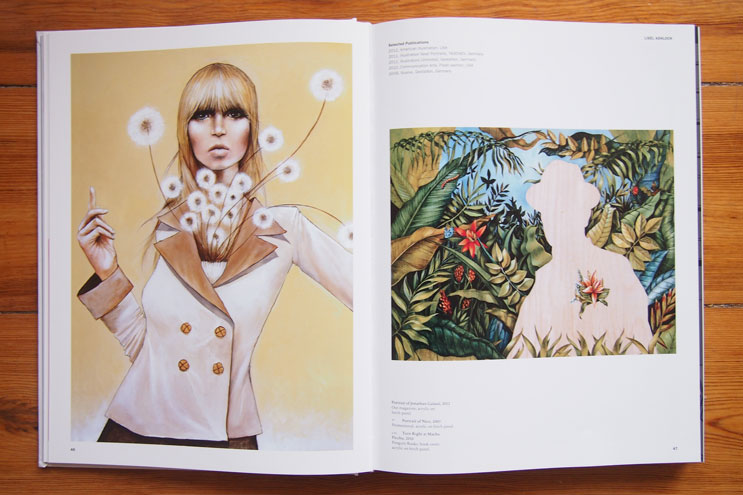 100 Illustrators Lisel Ashlock Illustration