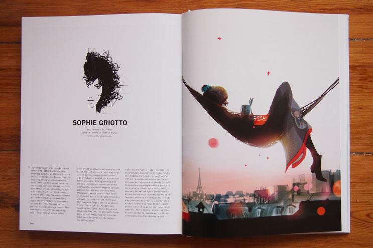 100 Illustrators Sophie Griotto Illustration