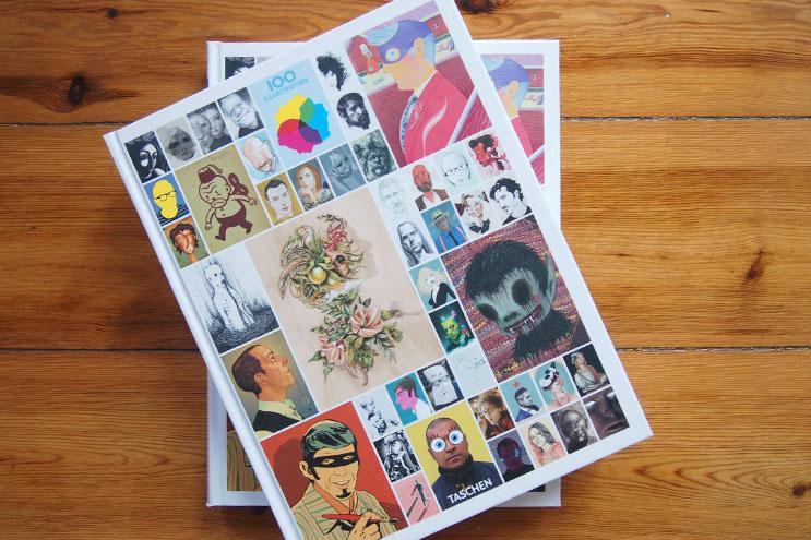 100 Illustrators Julius Wiedemann Taschen Verlag