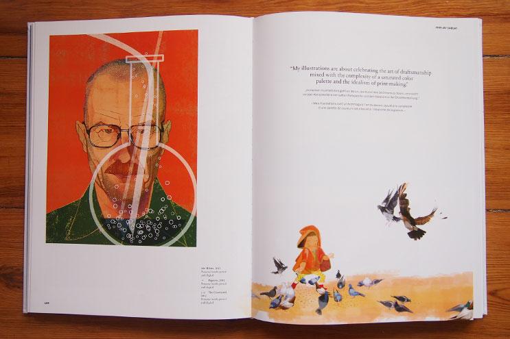 100 Illustrators John Jay Cabuay Illustration