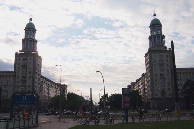 Frankfurter Tor in Berlin