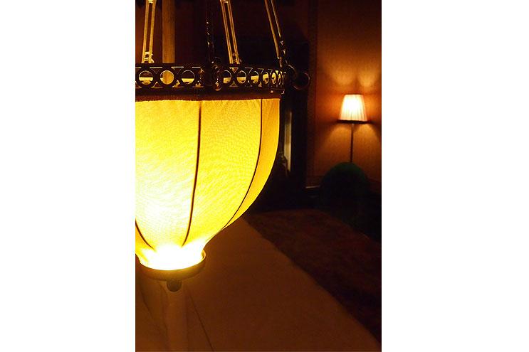 Atmosphäre Grand Hotel Villa Cora