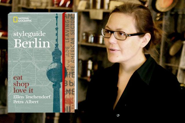 Berlin Styleguide Interview mit Autorin Ellen Teschendorf