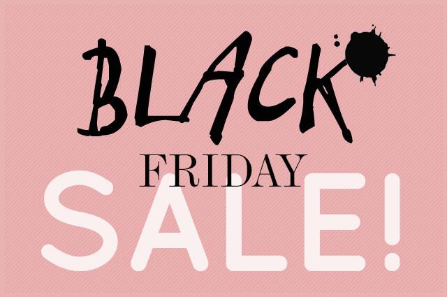 Der Black Friday Sale 2013