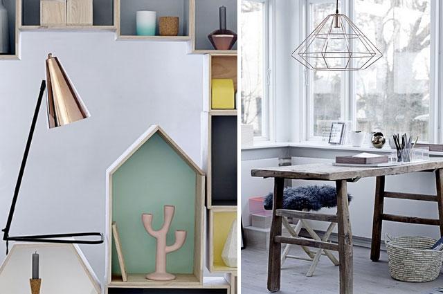 Interior Design von Bloomingville aus Dänemark