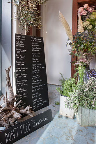 that glower shop by hattie fox london inspired by lush natural gardens
