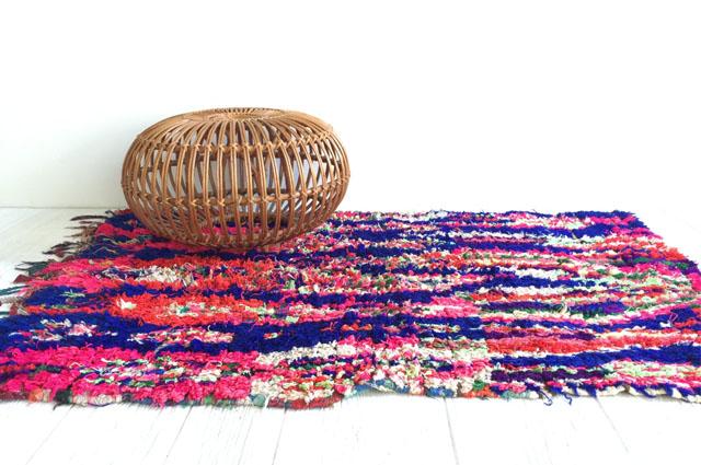 Boucherouite-Teppiche von Heja Home online bestellen, Onlinehop