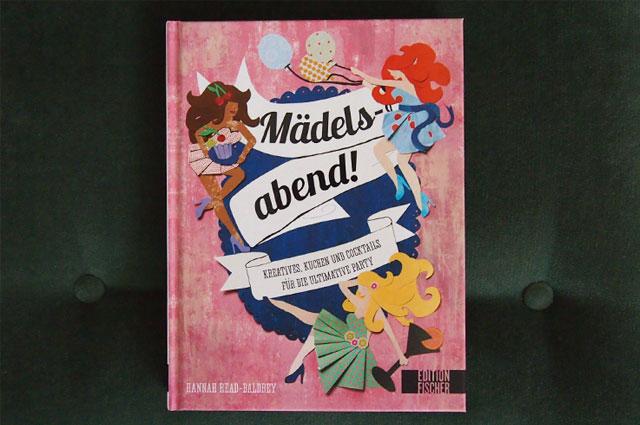 Buch Mädelsabend von Hannah Read-Baldrey