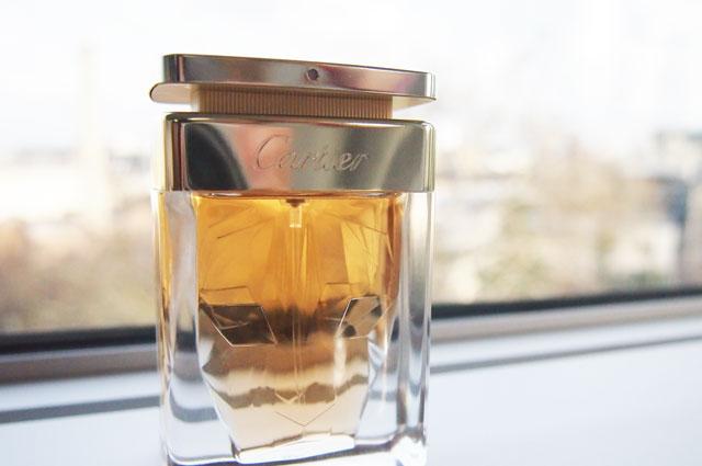 Der neue Duft Le Panthere von Cartier Paris