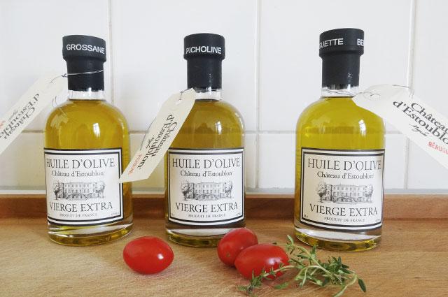 Neue Olivenöle mit Flavour von Chateau D'Estoublon