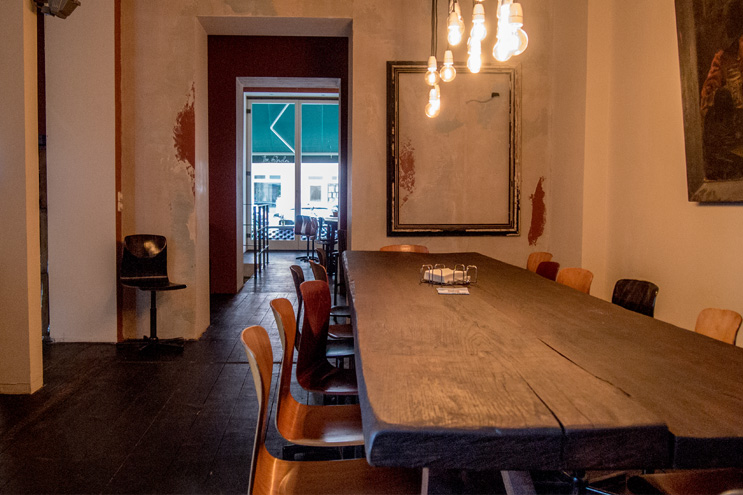 Supper Club Dining bei MUSE in Berlin