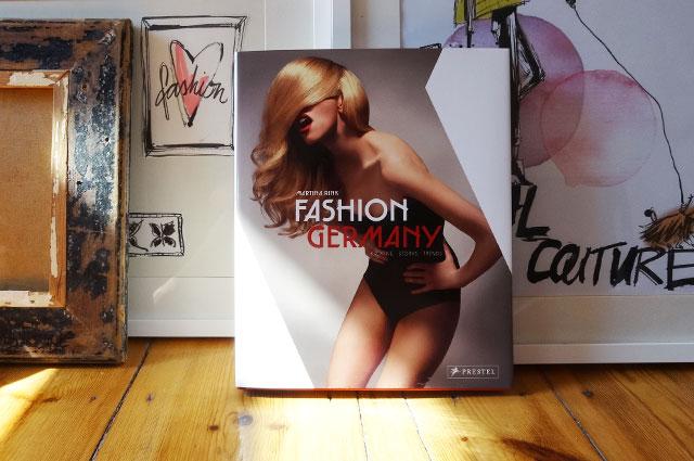 Modebuch fashion germany von martina rink
