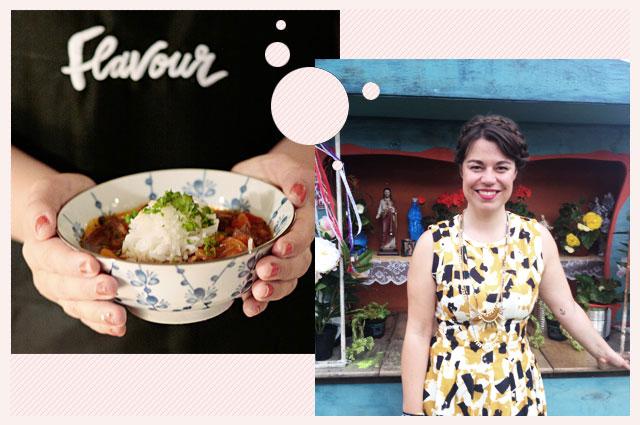 Interview mit Katharina Marisa Flick von Flavour Magazin