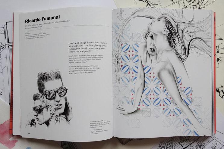 Arbeiten von Illustrator Ricardo Fumanal