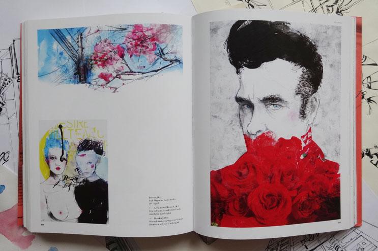 Arbeiten von Illustrator Zé Otavio