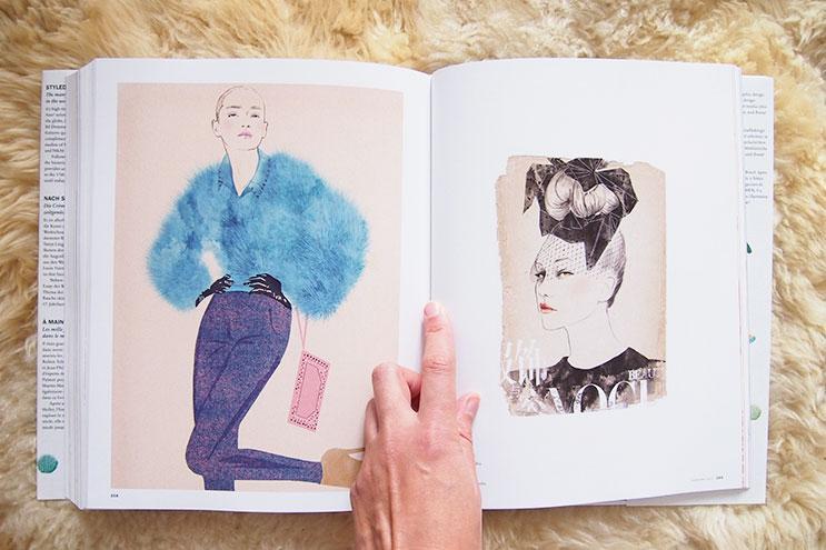 Illustration Now! Fashion - Sandra Suy