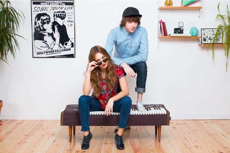 Klavier-Sofa von Interior-Label Woouf