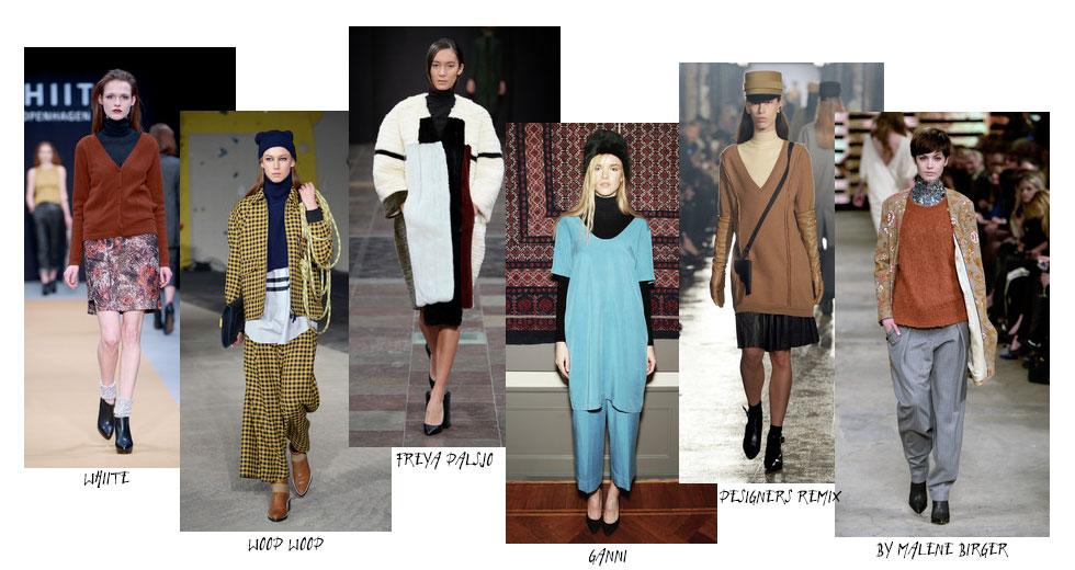 Kopenhagen Fashion Week Trend Rolli 2014/15