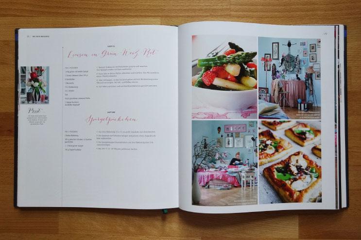 kreative Menüs von Frauen für Frauen zum Nachkochen