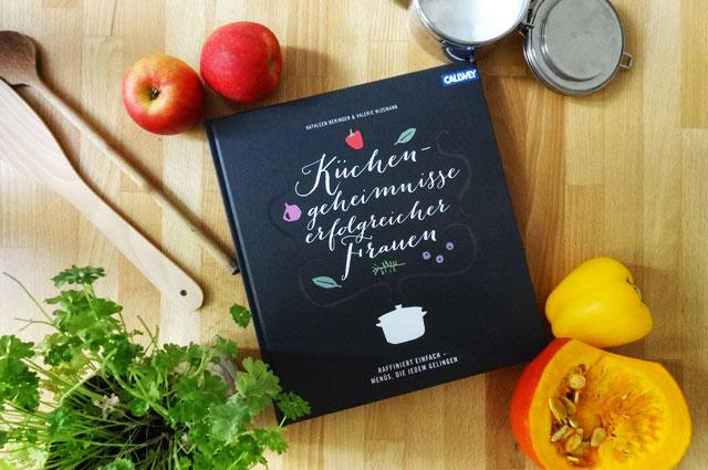 Buch von Callwey - Küchengeheimnisse erfolgreicher Frauen