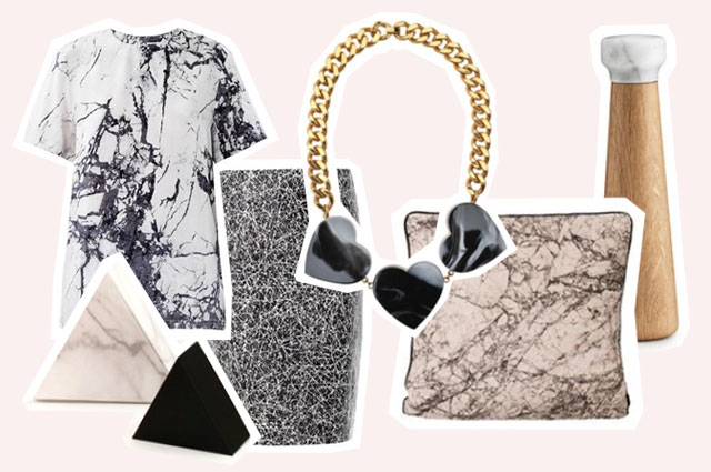 Trend Marvellous Marble Interior Und Mode In Marmor
