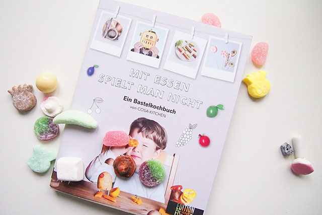 das neue bastelkochbuch f r kinder mit essen spielt man nicht the. Black Bedroom Furniture Sets. Home Design Ideas
