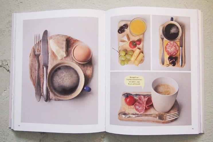 Tipps fürs Frühstück - Brotteller