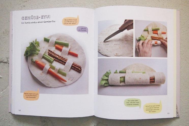 Mit Essen spielt man nicht - Kreative Wraps