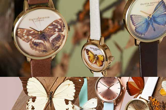 Armbanduhren Kollektion von Olivia Burton für Asos
