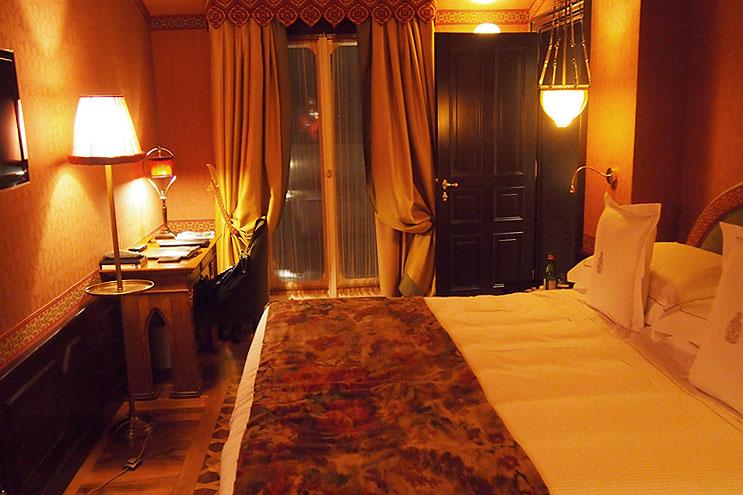 Luxus Zimmer im Hotel Villa Cora, Florenz, Luxury Room