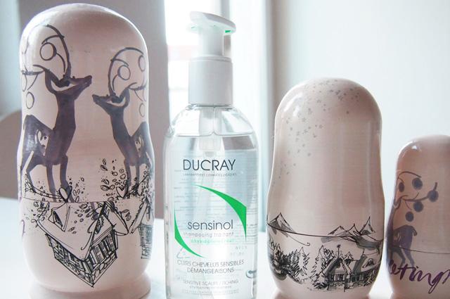 Sensinol Shampoo und Serum von Ducray