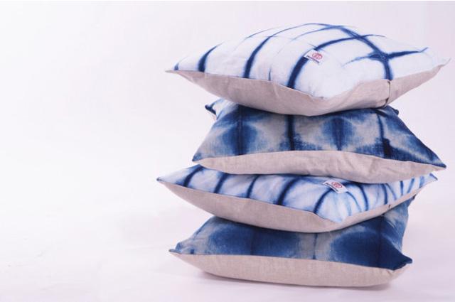 Shibori-Trend für Interior und Mode, online bestellen, Online-Shop