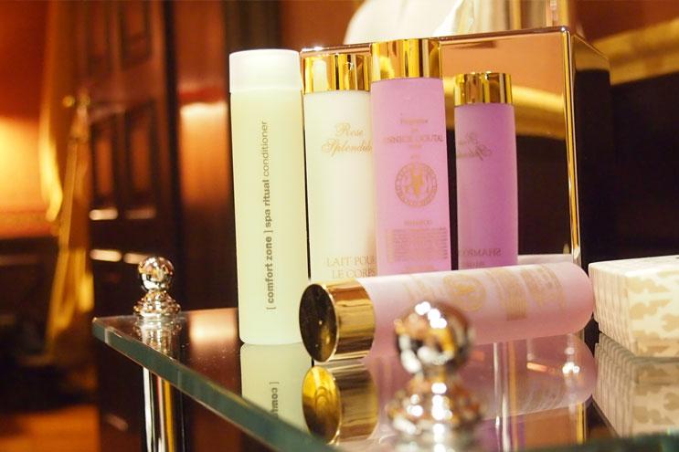 Spa und Beauty Treatments im Hotel Villa Cora