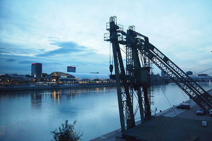 Speicher7 am Rhein
