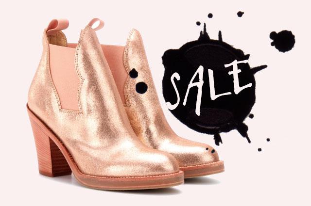 Boots und Stiefeletten im Winter Sale 2014