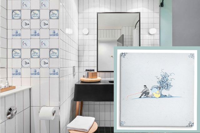 Dekorative Fliesen für Bad und Küche von Storytiles