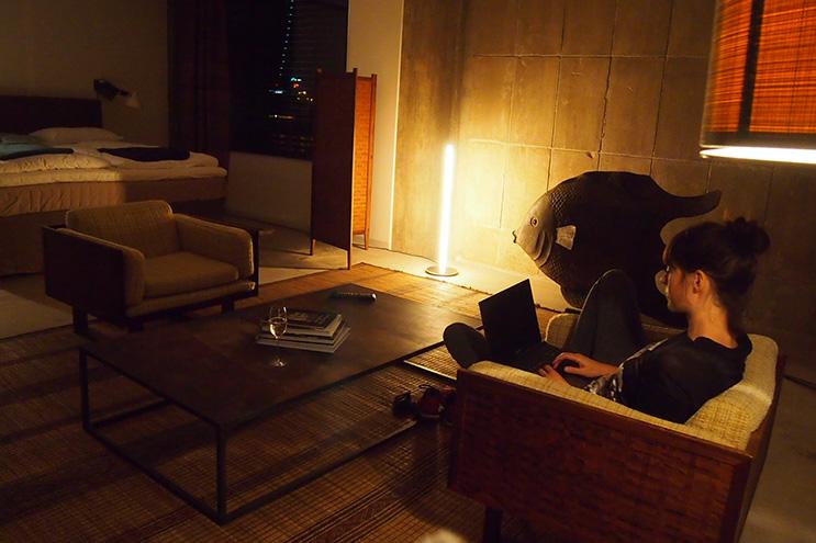 Suite mit Sitzecke im Speicher7