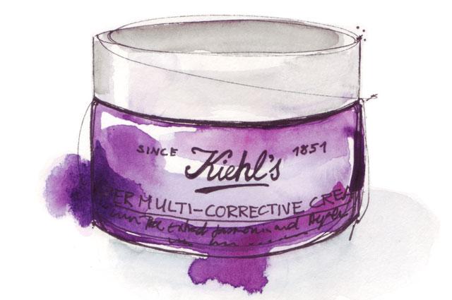 Pflegende Cream mit Anti Aging von Kiehl's