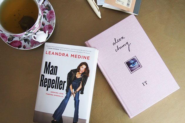Alexa Chung, It versus leandra medine, Man Repeller