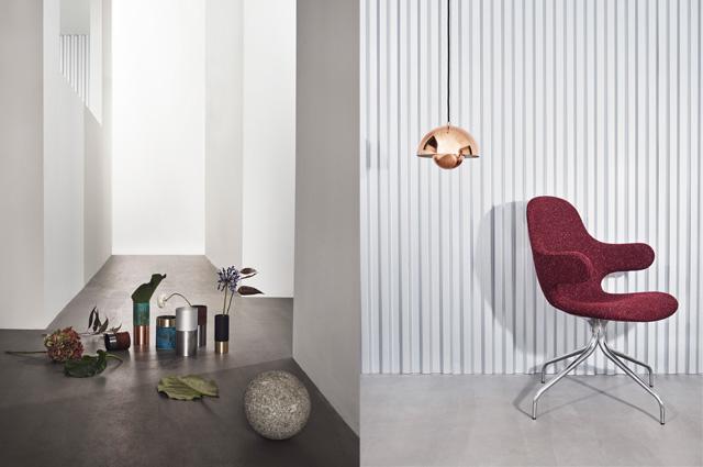 Dänisches Wohndesign von &Tradition, online bestellen, Onlineshop Frühjahr 2015, Trend, skandinavisch, Designklassiker