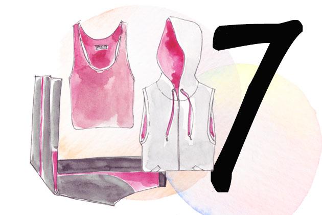Outfit Sportify von Princesse Tam Tam im Adventskalender gewinnen