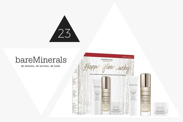 Kosmetik und Gesichtspflege von Bare minerals für den perfekten Glow gewinnen